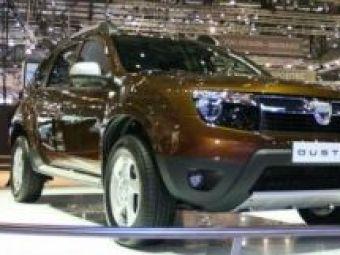 FOTO si VIDEO!Dacia Duster, prezentata la GENEVA! Cum ti se pare?