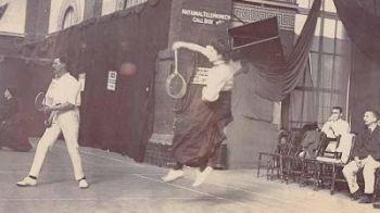 Azi se fac 100 de ani de Badminton: vezi imagini RARE! E WII mai tare?