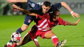 Bordeaux bate, Lyon e in semifinala! Vezi aici 3D golul lui Chamakh!