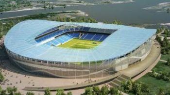 Cel mai incins KAZAN din lume! Asa va arata stadionul CFR-ului... din Rusia :)