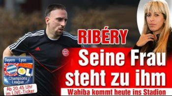 Benzema si Ben Arfa ar putea fi audiati in cazul de proxenetism! Ribery pus sub acuzare?