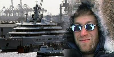 COLOSAL! Aici da Chelsea petrecere de titlu? Vezi yachtul de 170 de metri al lui Abramovic! FOTO