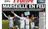 VIDEO / Nebunie la Marsilia! Fanii si jucatorii s-au DEZLANTUIT