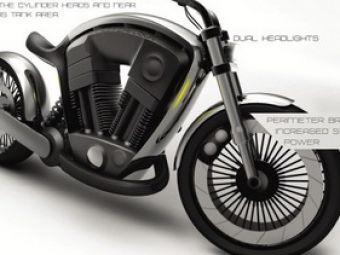 Vezi cum va arata motocicleta anului 2020!