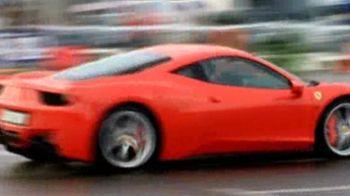 Rat FUGE: Si-a luat ultimul super model de Ferrari! Acum are doua :)