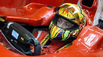 """""""Doctorul"""" Rossi, ofertat oficial de Ferrari"""