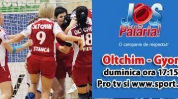 """Cum ajunge Oltchim in finala! """"FaraSEX fetelor inainte de meci!"""""""