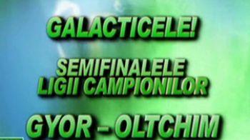 Mesajul lui Hutupan inainte de semifinala Ligii, Gyor - Oltchim!
