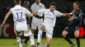 Vezi ce super gol a dat Daniel Niculae in Auxerre 1-1 PSG! VIDEO: