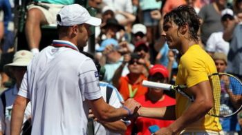 Ce se intampla cu Nadal? Roddick s-a calificat in finala la Miami: