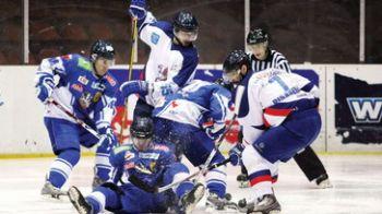 Situatie incredibila la Steaua - Miercurea Ciuc: pana de curent la patinoar! Vezi cum se va juca meciul!