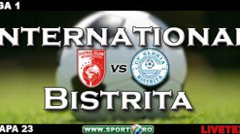Prima infrangere pentru Sumudica! International 2-1 Gloria Bistrita!
