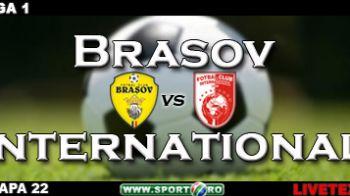 Inter, prima victorie dupa 10 etape!: Brasov 1-2 Inter Curtea de Arges!