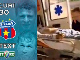 """DERBYSANGEROS: imagini de cosmar din 2006! Mihai Stoica: """"Vreau si eu sa fiu impuscat daca s-a ajuns aici!"""""""