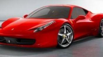 Ferrari se vinde ca painea calda in Romania! Ce modele sunt preferate de oamenii cu bani!