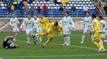 Vaslui se incurca cu Brasov: Brasov 1-1 FC Vaslui!