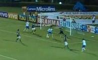 VIDEO! Un gol cu CALCAIUL pe care doar in Brazilia l-ai putea vedea! Bate golul lui Seedorf cu United?