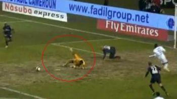 Fostul rapidist Edel a comis-o din nou: PSG0-3 Olympique Marseille!VIDEO: