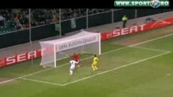ASTAeste AUTOGOLULzilei in Europa League:Wolfsburg 4-1 Villareal!