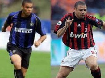 Ronaldo, singurul din lume care a jucat la cele mai mari rivale! Vezi magia de la Barcelona!