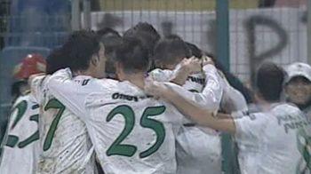 VIDEO: GOOOOOL Unirea! Bruno Fernandes l-a invins pe Reina!