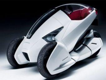 Honda vine cu autovehiculul viitorului la Geneva. Galerie Foto!