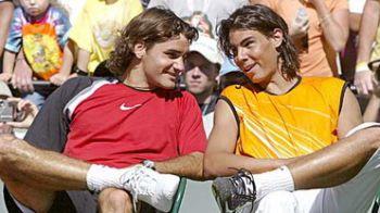 Spania - Elvetia in Cupa Davis: Fara Nadal si Federer!