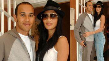 Scherzinger+ Hamilton = love.. din nou: Nicole Scherzinger isi cauta rochie de mireasa!