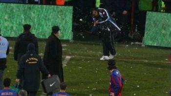"""Mitica nu vrea sa suspende Steaua: """"Regulamentul zice suspendare, dar e bine? Clubul nu are nicio vina"""""""