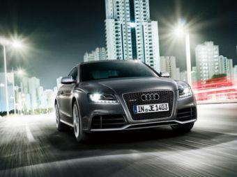 Audi RS5 se dezvaluie inainte de Geneva! Vezi Galerie Foto pe incont.ro!