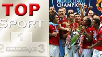 Manchester United domina TOP10 contracte de SPONSORIZARE