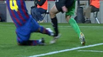 VIDEO Real o acuza pe Barcelona ca a vrut sa-l RUPA pe pustiul minune Canales!