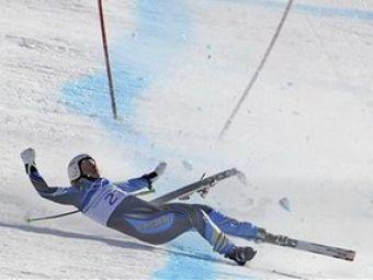 Accidentata, Paerson ia bronz la combinata, egaland recordul de medalii olimpice la schi!