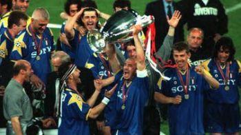 VIDEO Ajax si Juve se intalnesc din nou dupa finala dramatica din 1996!