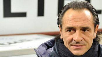 Mutu ar putea ramane fara antrenor! Prandelli este dorit de Juventus!