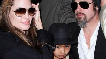 Angelina Jolie si Brad Pitt – impreuna la Super Bowl!