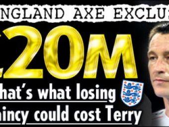 "Englezii: ""Terry, preaFRAIER sauAROGANT ca sa inteleaga rolul de capitan al Angliei!"
