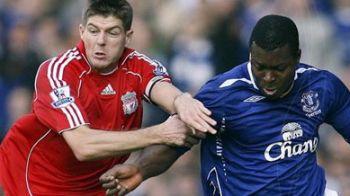 VIDEO Goluri fenomenale si meciuri de infarct! TOP 5 derbyuri Liverpool-Everton!