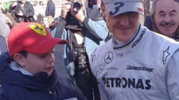 VIDEO Schumacher, in razboi cuFerrari! Vezi cum a refuzat sa-i dea autograf unui pusti cu sapca rosie!