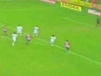 VIDEO / Inca o BIJUTERIE din America de Sud! Vezi un gol de generic: