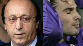 """Moggi: """"Fiorentina are partea ei de vina.Trebuie sa se informeze ce iau jucatorii!"""""""