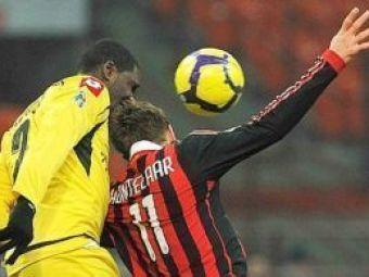 Lacrimi pe San Siro! Marele Milan, out din Cupa Italiei: Milan 0-1 Udinese!