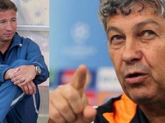 """Petrescu: """"Sa stea relaxat Mircea Lucescu, el oricum este cel mai mare antrenor roman!"""""""
