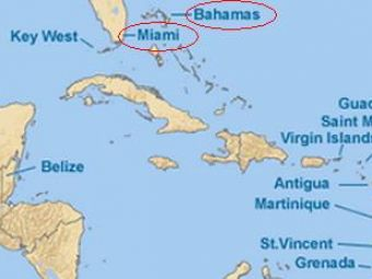 Mutu in Miami, Chivu in Bahamas..doar o ora distanta dar nu se vor intalni!
