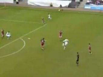 VIDEO Jabulani mai face o victima! Vezi ce gol a marcat Ghana in amicalul cu Letonia!