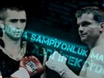 """Jo Jo Dan se bate cu """"Mini-Tyson"""" Selçuk Aydin! Vezi un super promo!VIDEO"""