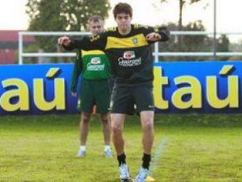 Scandal la nationala Braziliei! Kaka a vrut sa-l bata pe Felipe Melo!