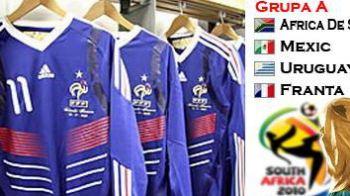 Ce ATACare Franta: Anelka, Cisse, Govou, Henry, Ribery!Vezi tot lotul Frantei pentru Cupa Mondiala!