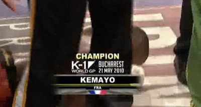 VIDEO exclusiv! Ciobanu FINALIST in piramida! Kemayo l-a facut KO dupa 3 reprize: