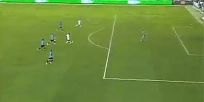 VIDEO: Robinho inscrie un gol senzational si o duce pe Santos in finala Cupei Braziliei!